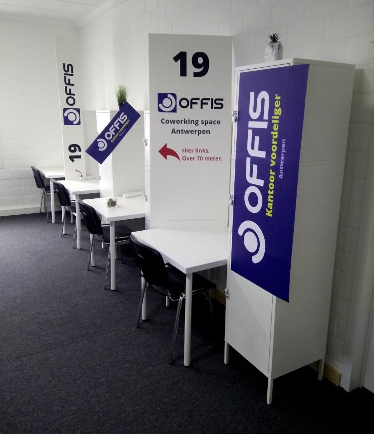 virtueel kantoor huren Antwerpen